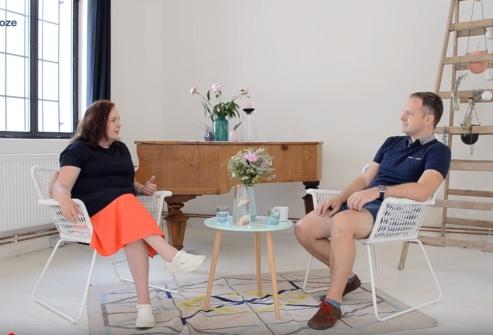 Jak se podniká v gastroporadenství - rozhovor pro pořad Na volné noze