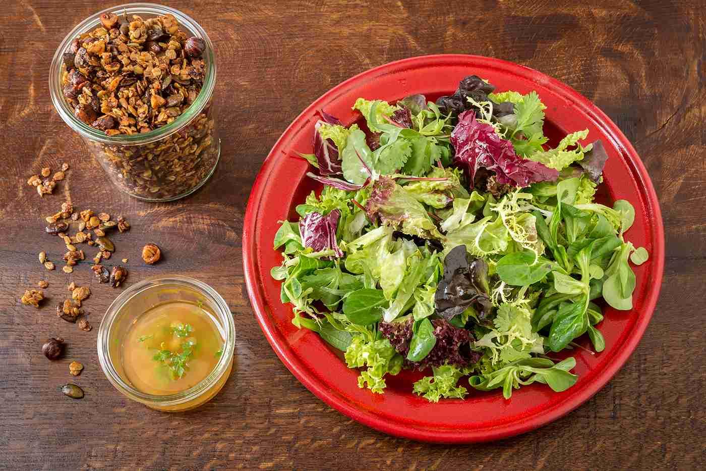 Posypka na salát