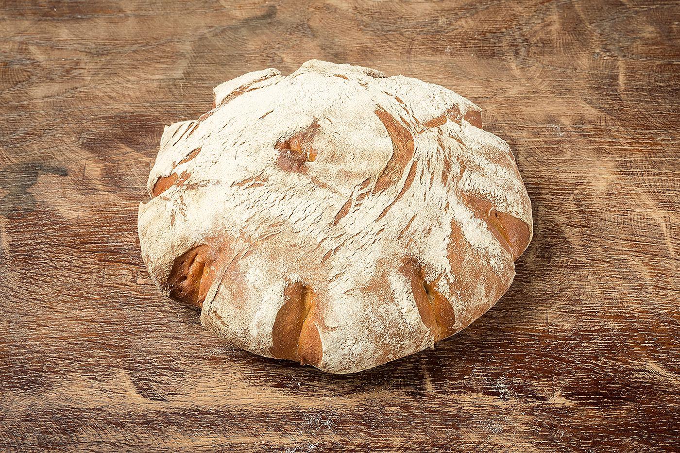 Domácí Jesefův chléb